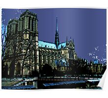 The Mystery Of Notre Dame Poster