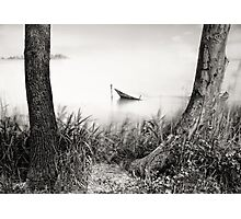 Stranded Photographic Print