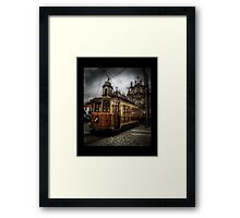 Name me Desire Framed Print