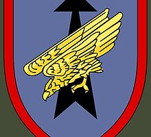 26th Airborne Brigade 'Saarland' (German Bundeswehr) by wordwidesymbols