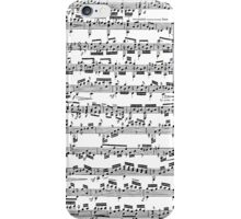 Sheet Music Phone Case iPhone Case/Skin