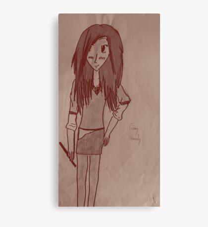 Ginny Weasley  Canvas Print