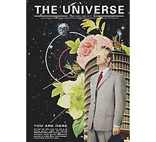 The Universe Photographic Print