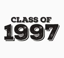 Class of 1997 Kids Clothes