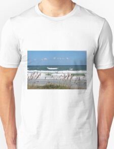 Breaking Waves Unisex T-Shirt