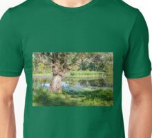 Warts on a Willow Unisex T-Shirt
