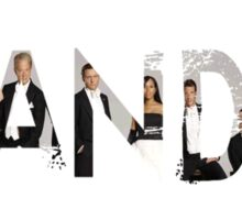 Scandal Image Title Sticker