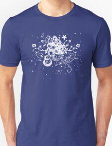 Floral Burst Unisex T-Shirt