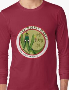 The Mighty Mantis Long Sleeve T-Shirt