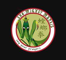 The Mighty Mantis Men's Baseball ¾ T-Shirt