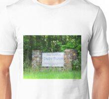 Duke Forest Sign Unisex T-Shirt