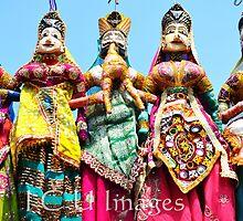 Indian Rag Dolls by DakiniGoddess