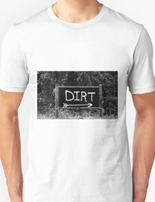 Rural Area Sign T-Shirt