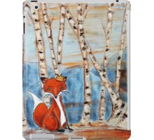 Prince of the Wood iPad Case/Skin
