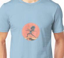 Bird Woman Unisex T-Shirt