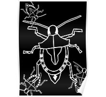 Soldier Stink Bug Poster