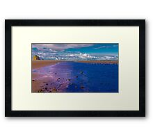 Cannon Beach Oregon Framed Print