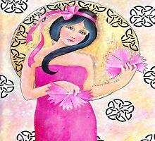 Deco Lady by Judy Skowron