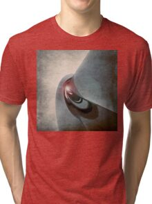 Abstract Form 7 Tri-blend T-Shirt
