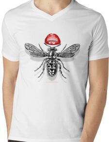 INSECT -T Mens V-Neck T-Shirt