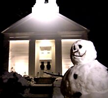 Snowengrin by Greg Owens