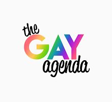 The Gay Agenda Unisex T-Shirt