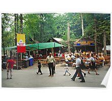 Annafest, Forchheim, Germany. 2003 Poster