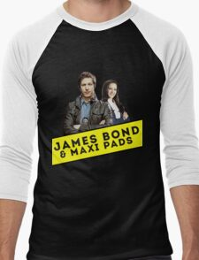 James Bond & Maxi Pads T-Shirt