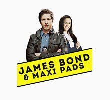 James Bond & Maxi Pads Unisex T-Shirt