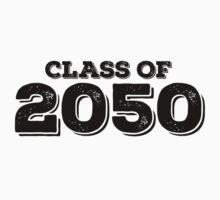Class of 2050 Kids Clothes