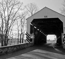 Shenck Mill Bridge by Yvonne Roberts