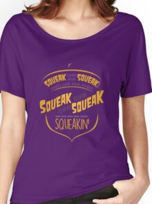 Squirrel Talk Women's Relaxed Fit T-Shirt