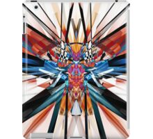 Mirror Image Abstract iPad Case/Skin