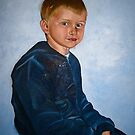 Noa on his own by vickimec