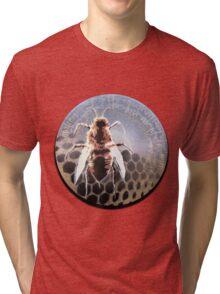 Hive Mentality LP #1 Tri-blend T-Shirt