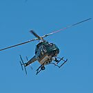 Sonoma Bell 407 by Ken Scarboro