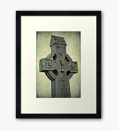 Celtic Designs Framed Print
