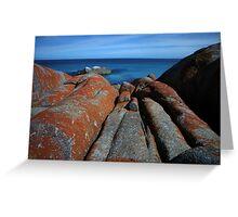 Red Rocks 1 Greeting Card