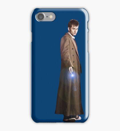 David Tennant iPhone Case/Skin