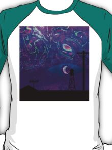 Mysterious Lights (Welcome to Night Vale) T-Shirt