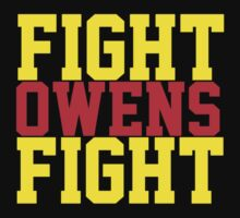 Fight Owens Fight (Yellow/Red) by KVKVKV