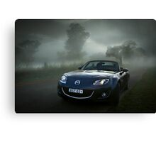 Mazda MX-5 Canvas Print