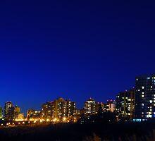 Edmonton by Rey Albert