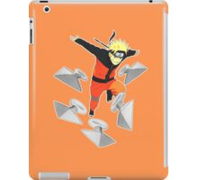 KUNAI ATTACK ! iPad Case/Skin