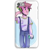 ipod bebi iPhone Case/Skin