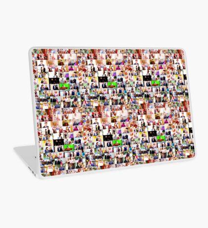 Parks and Rec Photos Laptop Skin