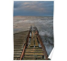 Small Boat Ramp  Poster