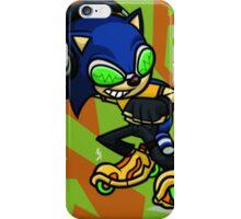 Jet Set Sonic iPhone Case/Skin