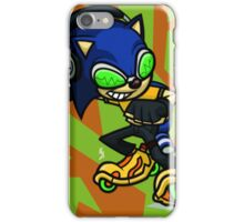 Jet Set Sonic iPhone Case/Skin