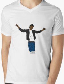 DON'T SHOOT. (ABA) Mens V-Neck T-Shirt
